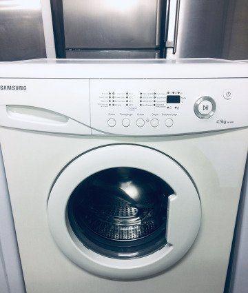 Стиральная машина Samsung. Корея