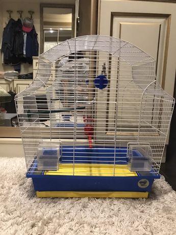 Клітка для пташки