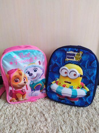 Детский рюкзак, рюкзак в сад, рюкзак дошкольный, рюкзак дитячий