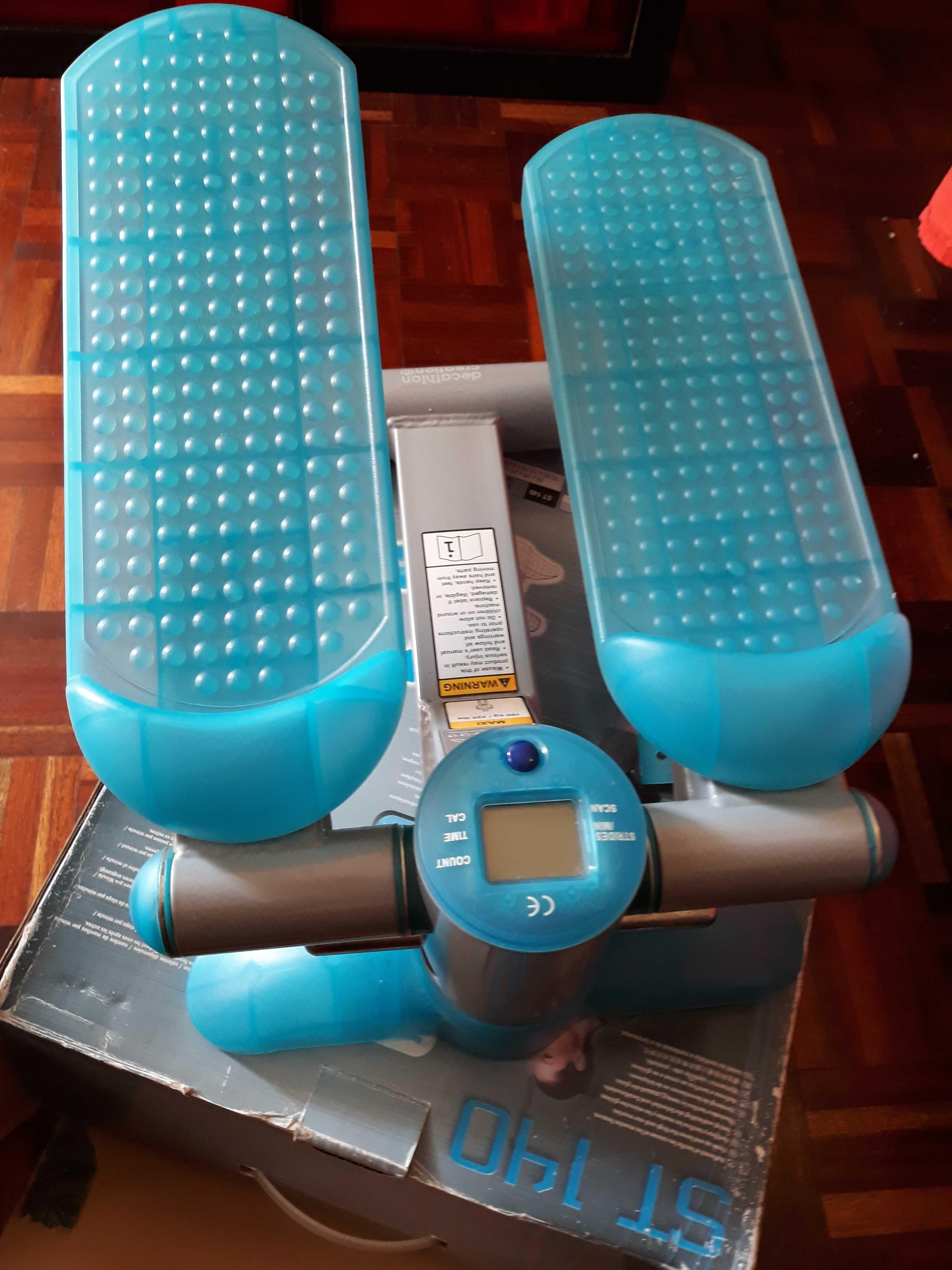 NOVO PREÇO Máquina Step - ST140 Domyos