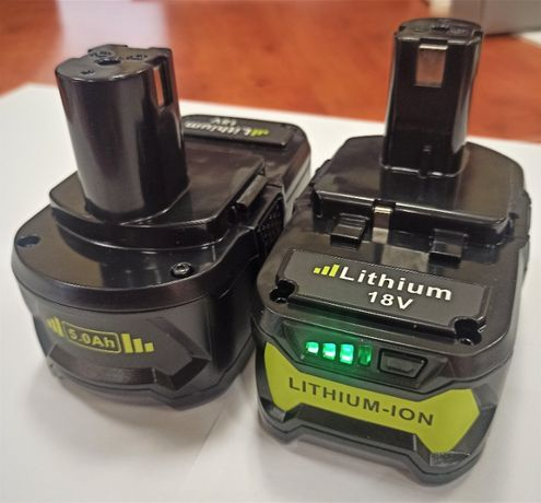 RYOBI ONE+ RB18L50 Akumulator Bateria 18V 5Ah Li-Ion