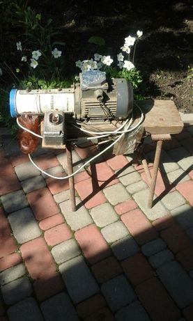 Продам саморобну трьохфазну електричну кукурудзочистку