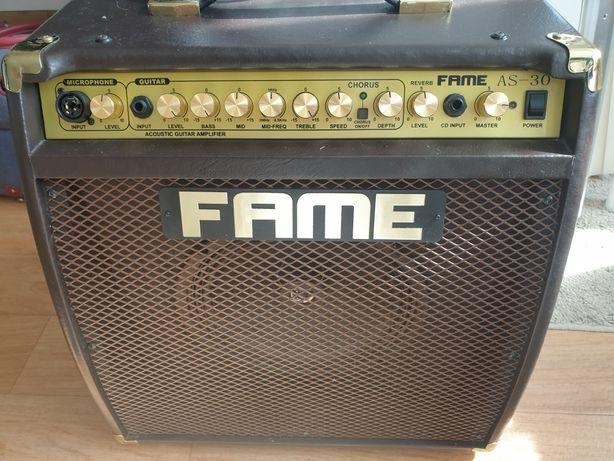 Комбик FAME AS- 30 для электроакустической гитары