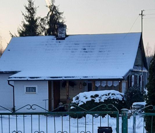 Dom drewniany do przewiezienia\rozbiórki