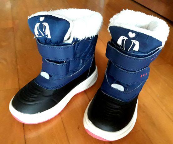 Śniegowce/Buty zimowe dla dziewczynki
