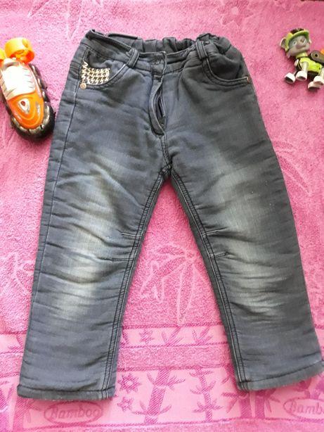 Вельветовые+джинсовые теплые.