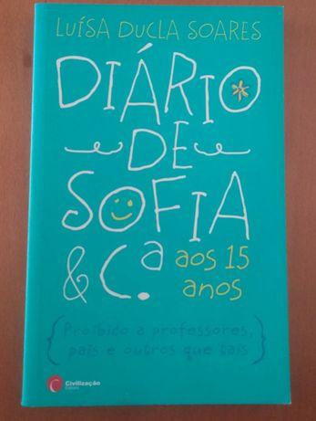 """Livro """"Diário de Sofia"""""""