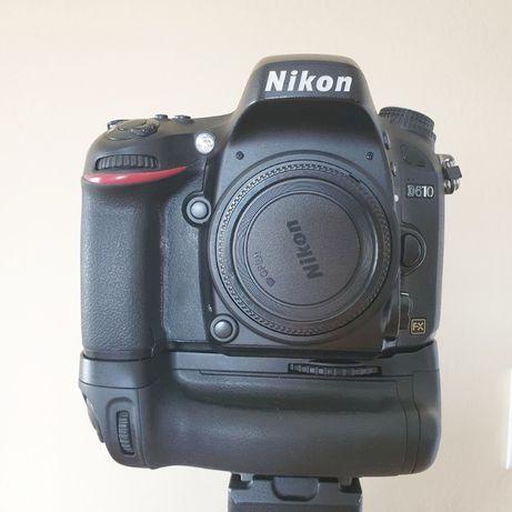 Nikon d610 z gripem