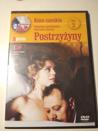 Postrzyżyny - film DVD