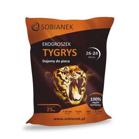 Ekogroszek  Sobianek TYGRYS 26-24 MJ/kg