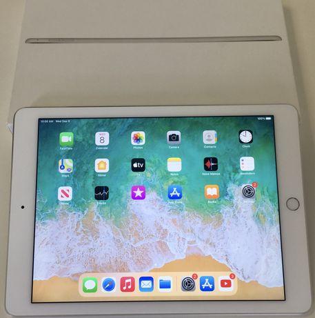 Ipad Air2 A1566 128 Gb wi-fi silver в идеальном состоянии