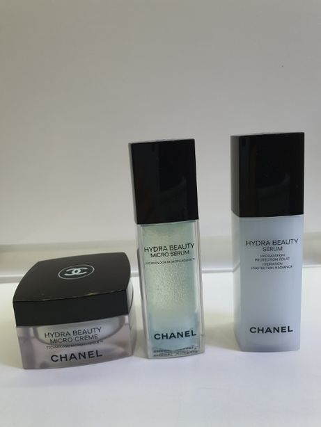 Уход за кожей от Chanel Hydra Beauty