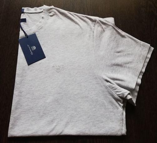 Gant oryginalny meski t-shirt koszulka