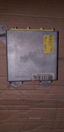 Moduł , sterownik poduszek Mazda 6