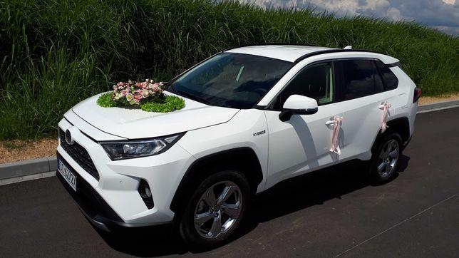 Auto do Ślubu / Wesela Toyota Rav 4