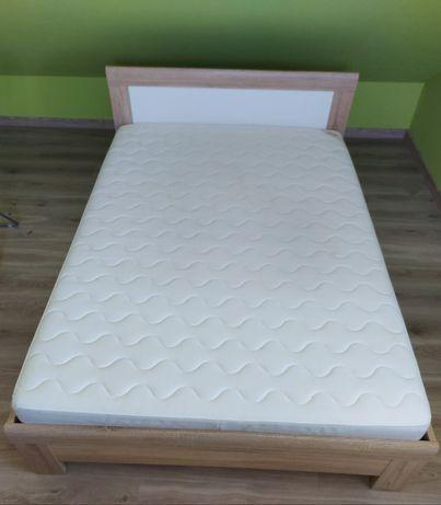 Łóżko Julietta Forte 140x200 materac Ikea Sultan Hamnvik