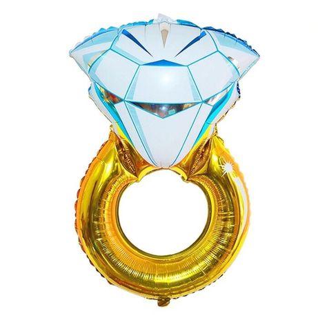 Balon pierścionek