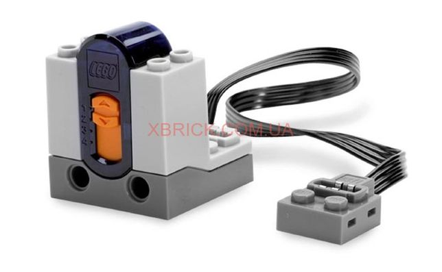 Lego technic детали (лего техник) ИК-приемник ЛЕГО 8884