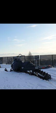 Ski doo summit 163' black skuter śnieżny