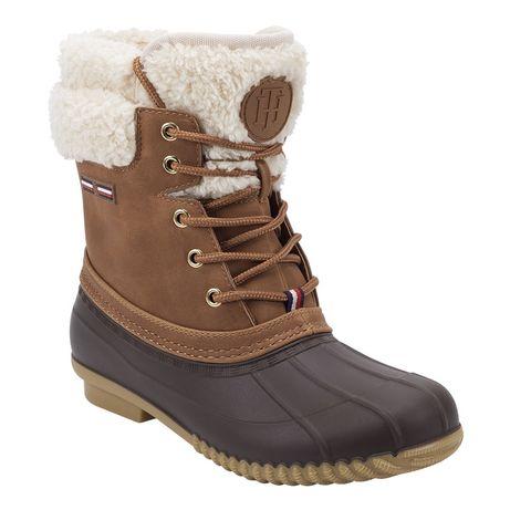 Ботинки зимние Tommy Hilfiger сапоги резиновые Guess