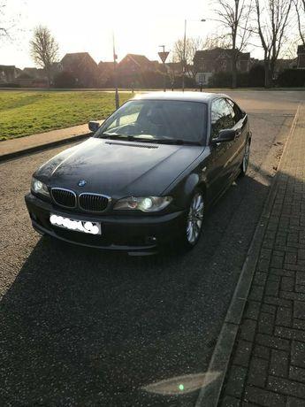 В разборе BMW е46 купе ! М-пакет