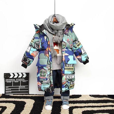 Зимняя куртка на мальчика, зимова куртка для хлопчика, рр.92-122