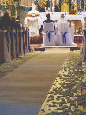 Dywan na ślub sprzedam