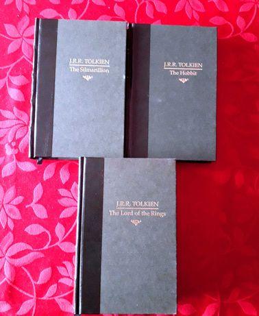 J R R Tolkien - Senhor dos Anéis/Hobbit/Silmarilion Centenary BCA 1992