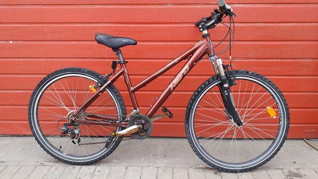 """Rower tanio okazja zamiana 26"""" firmowyHARO aluminium dziecko do 160cm"""