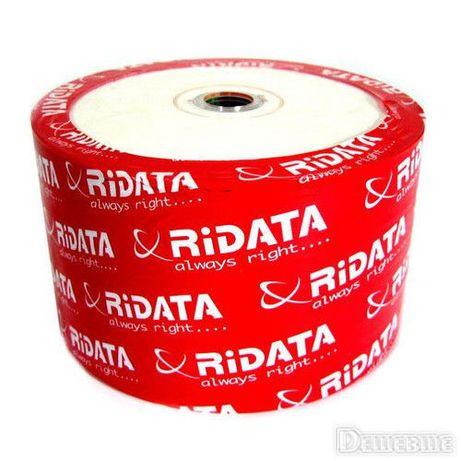 RIDATA диски dvd-r 16х.24руб