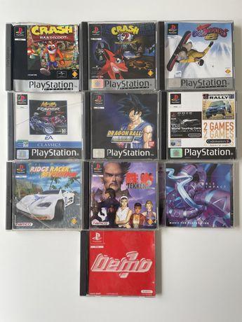 Jogos para a Playstation 1