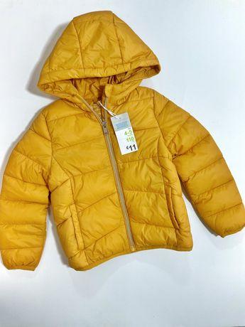 Куртка демисезонная Primark 4-5 лет, 110 см