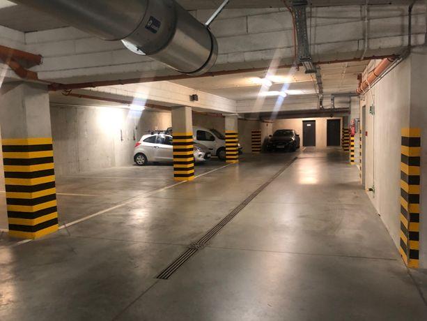 Miejsce postojowe / parking w garażu podziemnym ul. 3 Maja 7 Lublin