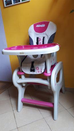 Krzesło do karmienia 2 w 1