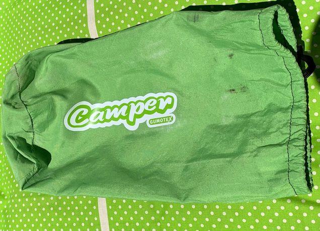 Materac Gumotex Camper- w trudny teren
