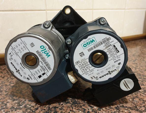 Podwójna pompa CO WILO Viessmann 1# VIHU/6 BUS/70 BUS 2# VIRS 25/6-3