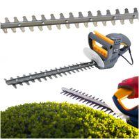 Elektryczne nożyce do żywopłotu krzewów długość robocza 45CM 1500W
