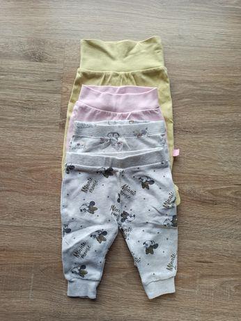 Spodnie i półśpiochy 56