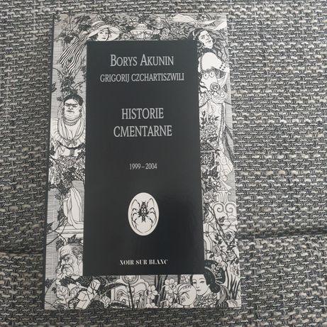 Borys akunin Historie Cmentarne 1999 do 2004