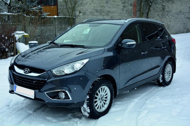Hyundai Ix35 2.0 Benzyna DOHC 16v + gaz Salon Polska