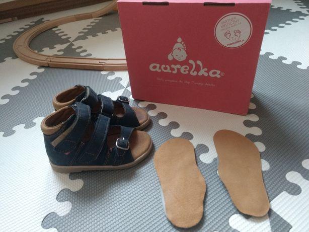 Sandałki Aurelki