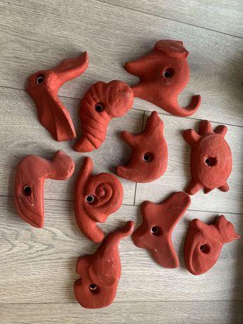 Зацепы камни для скалодрома (скалолазание)
