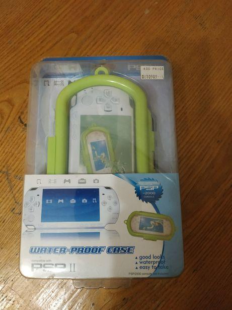 Чехол водонепроницаемый на Sony PSP 2000