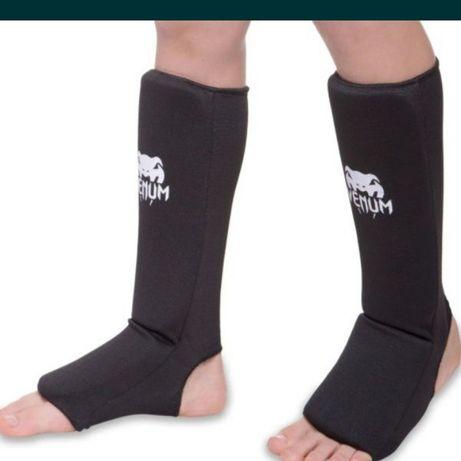Защита на ноги для единоборств