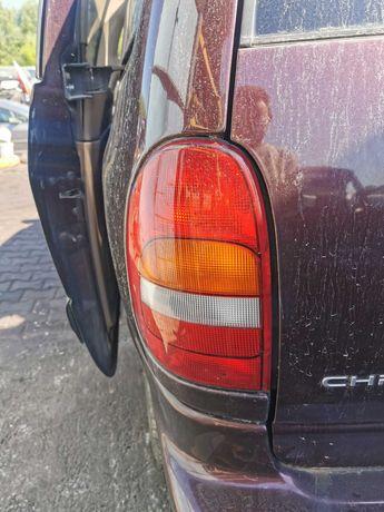 Lampa tylna lewa Chrysler Voyager III