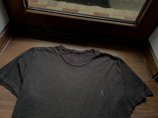 Полностю новая футболка AllSaints.з новы коллекций.Идеал