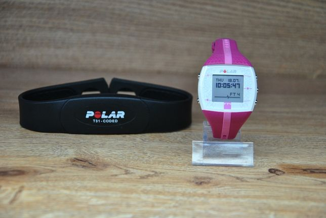 Часы спортивные с Пульсометром Polar FT4 T31