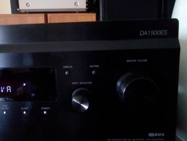 Receiver Stéreo Sony DA1500ES