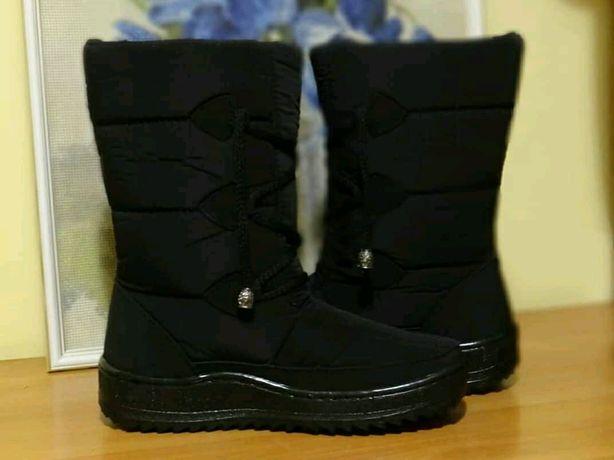 Жіноче взуття зимове
