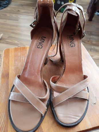 Sandały damskie MNG rabat 20%